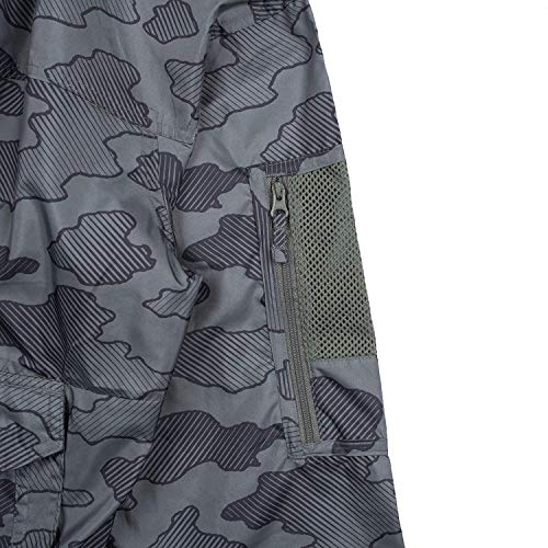 Imperméable Polyester cypress Camo vent 1714291 Homme Challenger Veste Coupe Columbia wf7a67