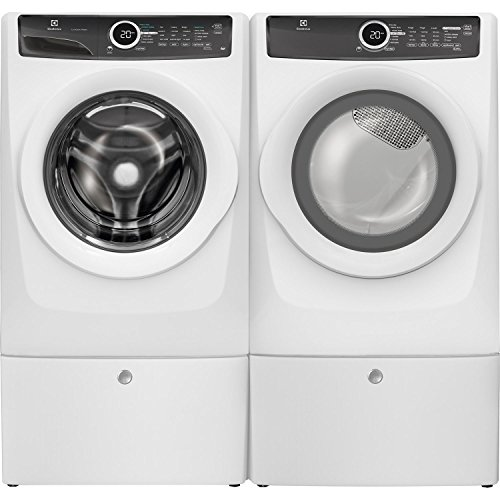 Electrolux Front Load Washer and Electric Dryer Set with ...