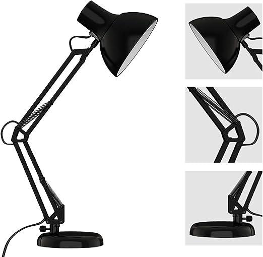Lámpara de mesa, Lámpara de escritorio con brazo articulado ...
