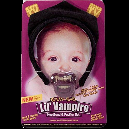 Billy Bob POCO VAPMPIRE bebé Chupete original EE.UU. Marca: Amazon ...