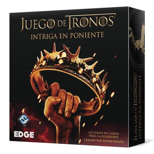 Juego de Tronos Intriga Poniente Edge Entertainment FFHBO
