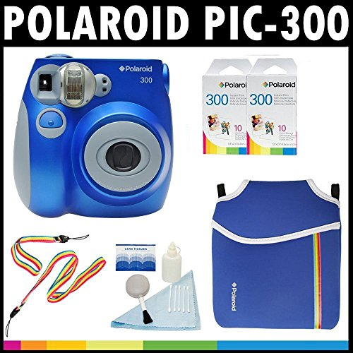 Polaroid PIC 300 Instant Neoprene Cleaning