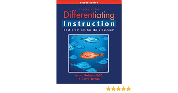 Workbook differentiated instruction worksheets : Amazon.com: Strategies for Differentiating Instruction: Best ...