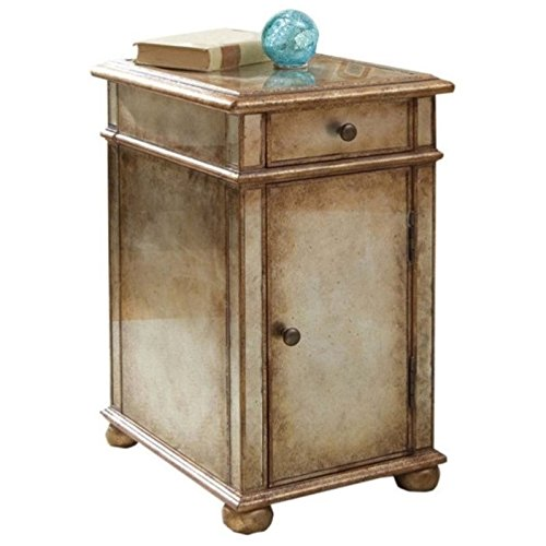 Hooker Furniture Seven Seas Antique Mirror Chest in Metallic Finish by Hooker Furniture (Image #1)