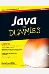 Java For Dummies Paperback