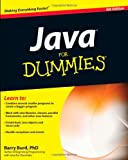 Java for Dummies, Barry Burd and Burd, 0470371730