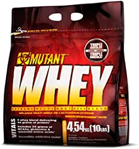 Mutant Mutant Whey - 4,54 kg Cookies and Cream