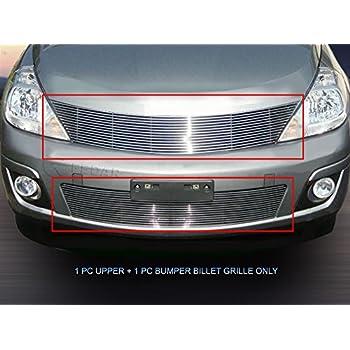APS Fits 2011-2013 Kia Optima LX//EX Billet Grille Grill Insert Combo #K61125A