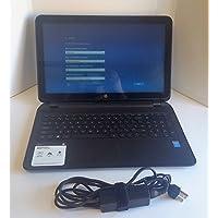 HP Touchsmart 15-f010dx 15.6 Touch Screen Laptop - Intel Core i3 / 4GB Memory / 500GB Hard Drive / DVD±RW/CD-RW / Webcam / Windows 8.1 64-bit