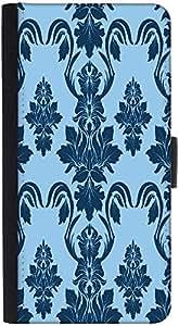 Snoogg Wallet Case Flip Case Sleeve Folio Book Cover with Credit Card Slots, Cash Pocket, Stand Holder, Magnetic Closure Black For LENOVO ZUK Z1