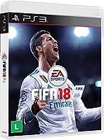 Fifa 18 Br - 2017 - PlayStation 3