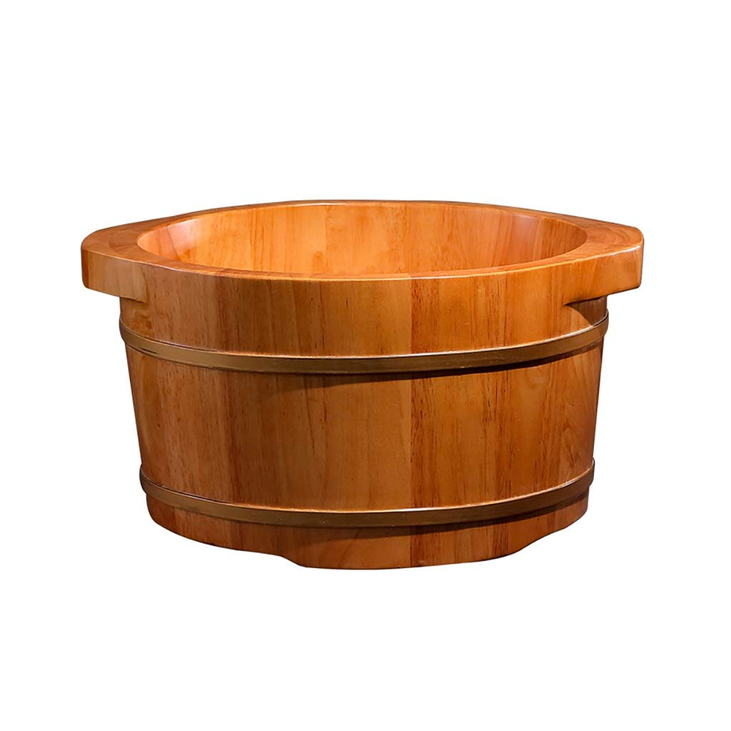 最新作 NUBAOgy 家庭用浴槽* Cm、子供用浴槽 B07NYDQ7K1、ソリッドウッド製足浴槽、ペディキュア盆地、オーク足湯、フットマッサージ盆地、ホーム、ホテル、41* 20* 32 Cm B07NYDQ7K1, テシカガチョウ:58a56bb5 --- arianechie.dominiotemporario.com