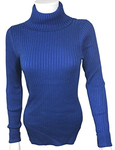 Merona Women's Ribbed Long Sleeve Turtleneck Top (XX-Large, Uniform ()