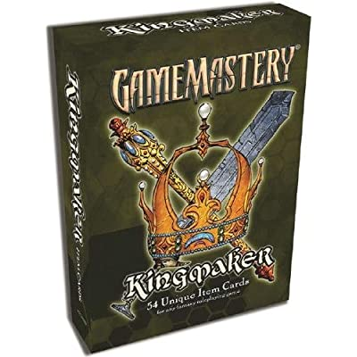 GameMastery Item Cards: Kingmaker: Staff, Paizo, Staff, Paizo: Toys & Games