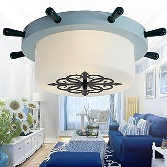 Decke Ideen Wohnzimmer Esszimmer Geführt Kunst Garten Runden Kinder Zimmer  Schlafzimmer Deckenlampe,