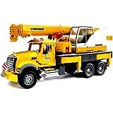 Bruder Mack Granite Liebherr Crane Truck