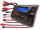 nimh car battery charger - B680AC CAR Dual Power (6Amps, 80Watts): LiPo, LiIon, LiFe, NiCd, NiMh AC/DC Balancing Battery Charger w/ Deans T-Plug, Traxxas High Current, Tamiya/Kyosho/Molex, HXT4.0mm Bullet Redcat, EC3/EC-3 Plugs