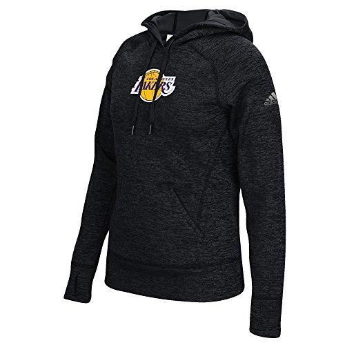 Los Angeles Lakers Team Fleece (NBA Los Angeles Lakers Women's Team Logo Fleece Pullover Hoodie, XX-Large, Black)