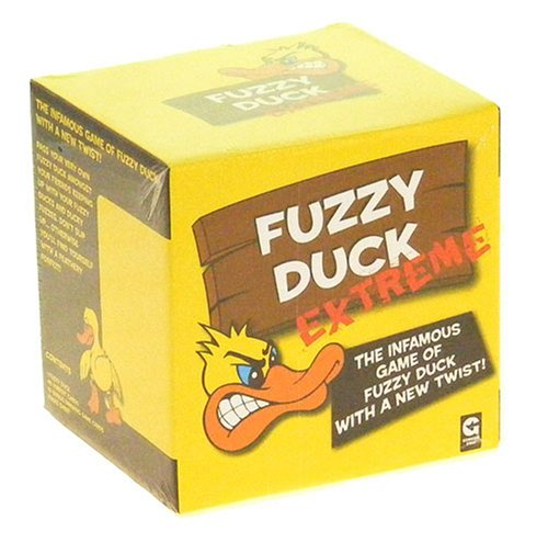 Fuzzy Duck Extreme Drinking Game - Crazy nights ahead Ginger Fox