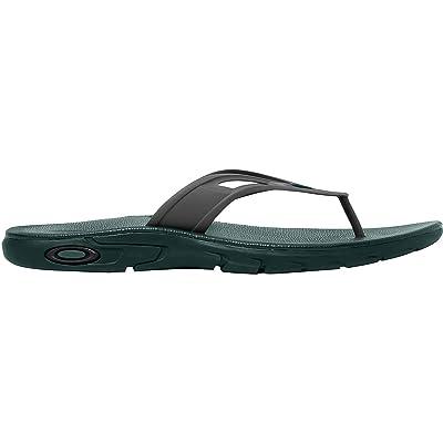 Oakley Ellipse Mens Flip Flop Sandals Planet 9.5 USA: Automotive