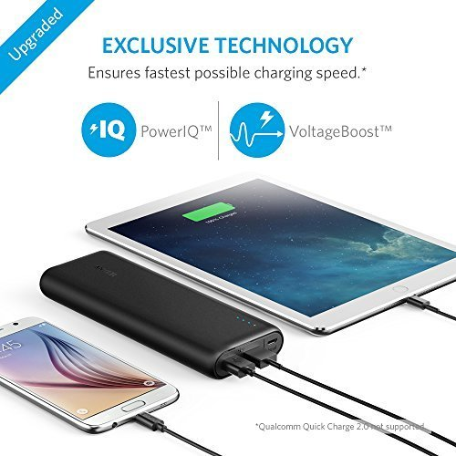Anker PowerCore 15600 Portable Charger with 4.8...
