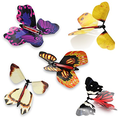 heytech Magic Flying Butterfly Great Surprise Gift