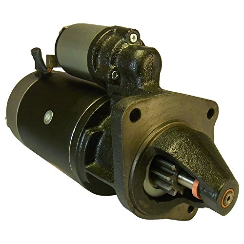 New Starter For New Holland Tractor 3230 3430 3930 4130 4630 4830 5030 5610S 81866002 82005342 82007917 82013922 82015723 82980885 86628964 89821291 (New Holland 82005342)