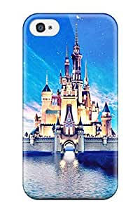 Diy For Iphone 4/4s Case Cover Disney Print High Quality PC Gel Frame