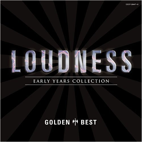 CD : Loudness - Golden Best Loudness-Early Years (Japan - Import)