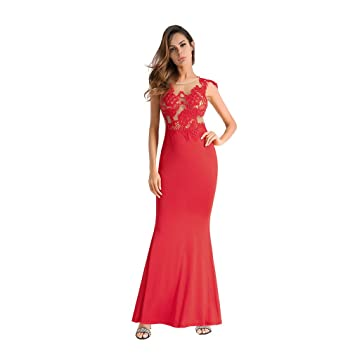 Imagenes de vestidos de color rojo y negro
