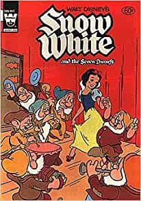 Book review of snow white and seven dwarfs