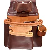 Occidental Leather 5018 2 Pouch Pro Tool Bag