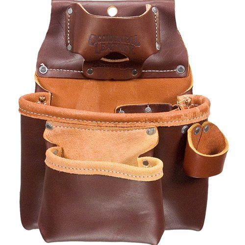 Occidental Leather 5018 2 Pouch Pro Tool Bag by Occidental Leather