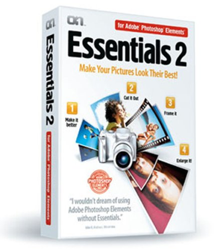 Essentials 2 Adobe Photoshop Elements product image