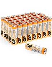 AA Batteries |Pack of 80|GP Batteries|Superb operating time| 1.5V - Mignon - LR06 - MN1500-15A - AM3