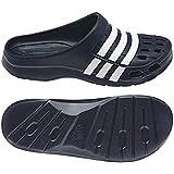 adidas(アディダス) Duramo Clog(デュラモ クロッグ) ニューネイビー×ランニングホワイト 23.5cm G62583-235