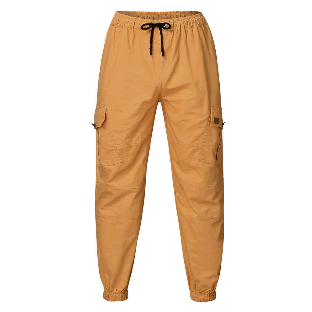 Poacher Men's Pants,Männer Casual Fashion Aufkleber Tasche