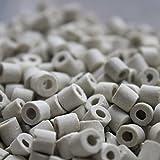 copper mesh packing - Moonshine Distiller Ceramic Raschig Rings - 1 Liter