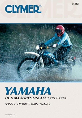 REPAIR MANUAL YAM DT&MX ()