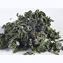 Sacred Tiger Raspberry Leaf, Cut and Sifted, Good Quality, Fresh (Two (2) Ounces)