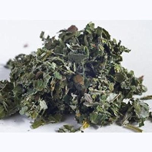 - Sacred Tiger Raspberry Leaf, Cut and Sifted, Good Quality, Fresh (Two (2) Ounces)