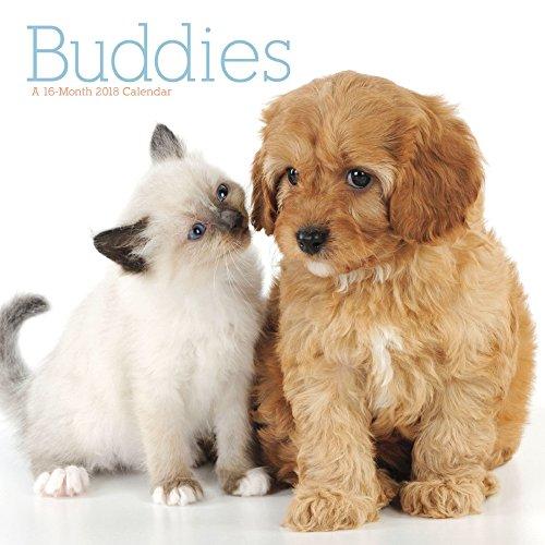 Buddies 2018 Mini Calendar