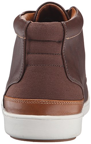 Steve Madden Mens Freedomm Fashion Sneaker Brown