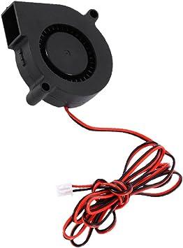 Magideal Ventilateur De Refroidissement Radial Ultra Silencieux Souffleur Dc 12v Pour Imprimante 3d Amazon Fr High Tech
