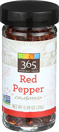 365 Everyday Value, Crushed Red Pepper, 0.99 oz