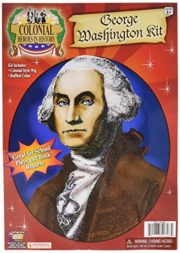 Forum George Washington Instant Disguise Kit