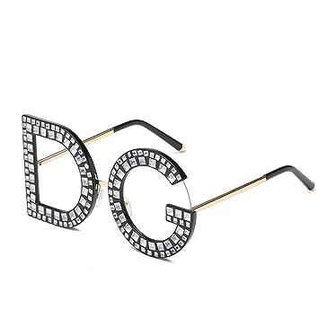 Aili Gafas De Sol para Mujer De Estilo DG Gafas De Sol con ...