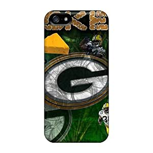 Special Design Back Green Bay Packers Phone Case Cover For Iphone 5/5s