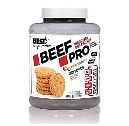 Best Protein Beef Pro Galleta - 2000 gr