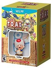 Captain Toad: Treasure Tracker + Toad amiibo - Wii U